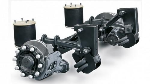 semi-trailer-axle-disc-brake